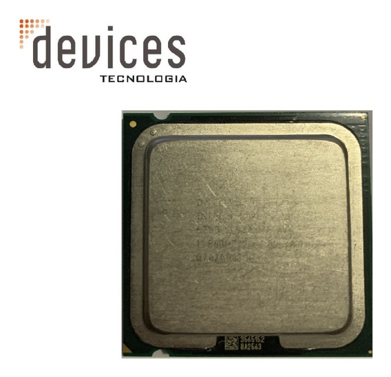 Intel Core 2 Duo E6300 Sla5e 1.86ghz Para Desktop