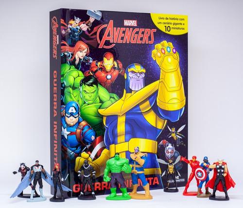 Imagem 1 de 5 de Avengers - Guerra Infinita