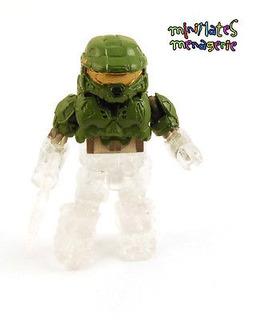 Minimates Series 5 De Halo Master Chief (eliminación)