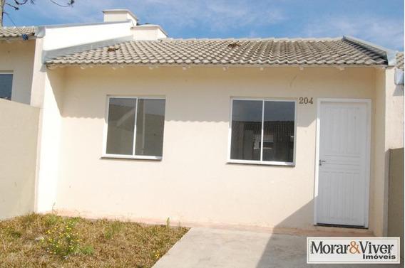 Casa Para Venda Em Fazenda Rio Grande, Estados, 2 Dormitórios, 1 Banheiro, 1 Vaga - Faz0022