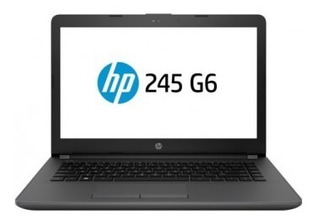 Laptop Hp 245 G6 - Amd E2, 4 Gb, 500 Gb, 14 Pulgadas, Windo