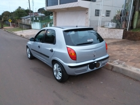 Chevrolet Celta 1.4 Energy 5p 2004