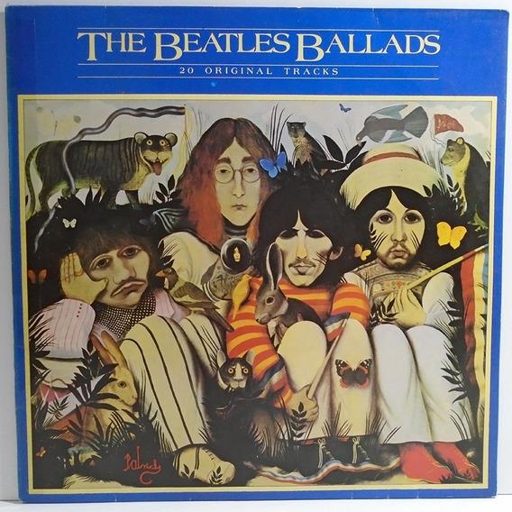 Beatles 1980 The Beatles Ballads Lp Hey Jude / Let It Be