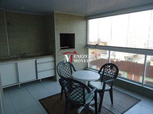 Apartamento  A Venda  Em Bertioga - Bairro Maitinga - Ref. 1287 - V1287