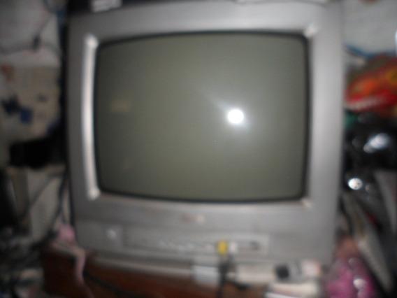 Tv LG 14 Polegadas Funciona Perfeita Entrego Sp