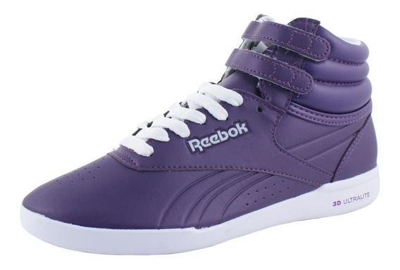 Zapatilla Reebok Freestyle Ultralite- Sagat Deportes-violeta