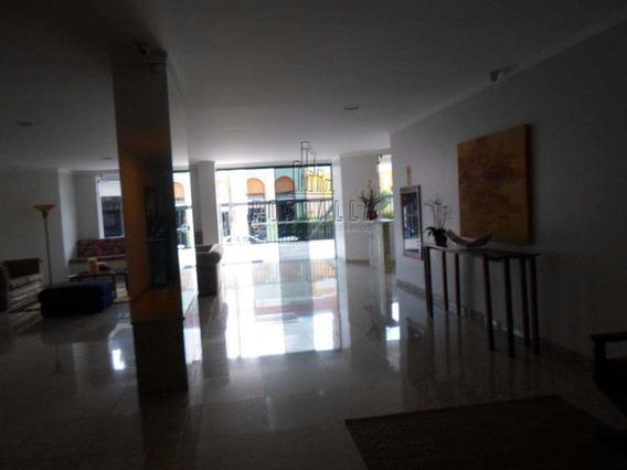 Apartamento Com 3 Dorms, Centro, Jaboticabal - R$ 600.000,00, 160m² - Codigo: 1722464 - V1722464
