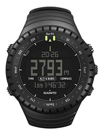 Relógio Suunto Core All Black Military Ss014279010