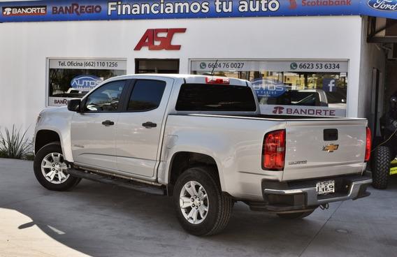 Chevrolet Colorado // Wt Doble Cabina 4x2 // 2016