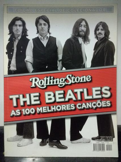 Revista Rolling Stone Especial Colecionador The Beatles Rjhm