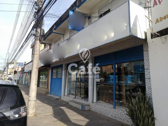 Ampla Loja Comercial Com Banheiro. Localizado Na Rua Duque De Caxias. - 2490