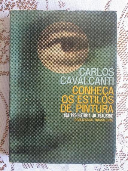 Carlos Cavalcanti - Conheça Os Estilos De Pintura