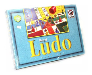 Ludo Royal Green Box Ruibal Juego De Mesa 7114 Lelab