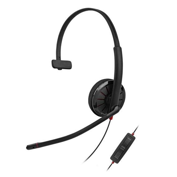Plantronics C310 Headset Blackwire Usb