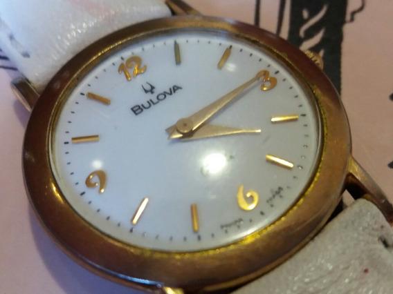 Lindo Relógios Bulova Swiss Feminino. Único