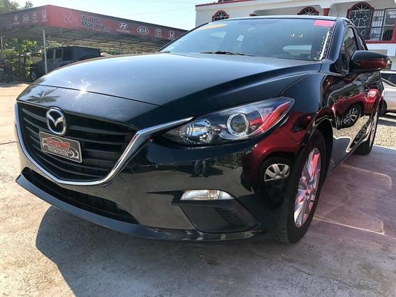 Mazda 3 Negro 2014