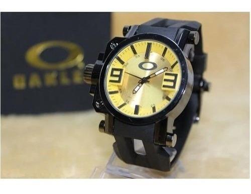 Relógio Esportivo Oakley Gearbox Titanium
