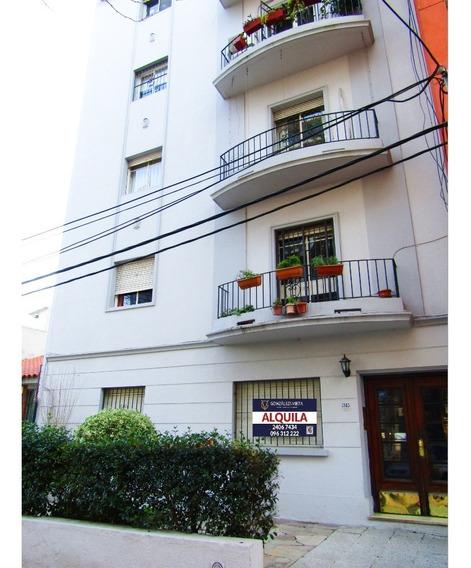 Se Alquila Apartamento 2 Dormitorios Punta Carretas Pocitos