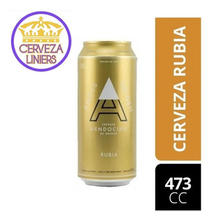 Cerveza Andes Rubia Lata 473 Ml Liniers Mataderos Ldmirador