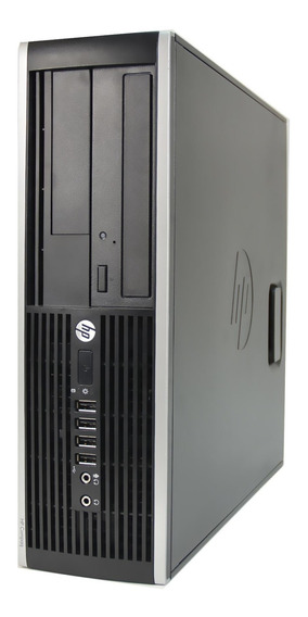 Cpu Hp Compaq 8000 Core 2 Duo 4gb Ram Ddr3 Hd 320gb