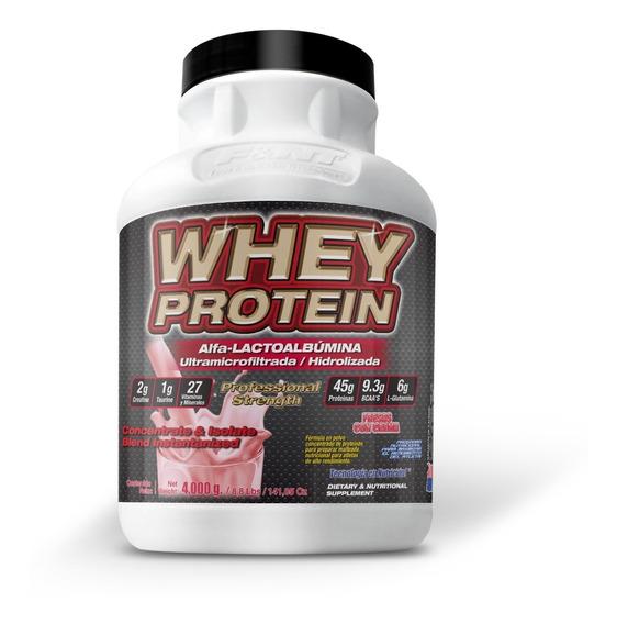 Whey Protein 4,000 Gr Alfa Lactoalbúmina Proteina De Leche