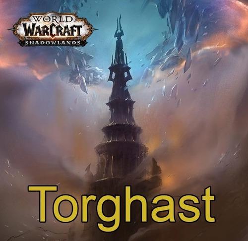 Wow Shadowlands Torre Torghast