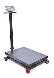Balanza Peso Digital Bascula Industrial 1 Tonelada 1000kg