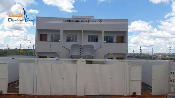 Apartamento Com 2 Dormitórios À Venda, 68 M² Por R$ 150.000,00 - Residencial Cerejeiras - Anápolis/go - Ap0217