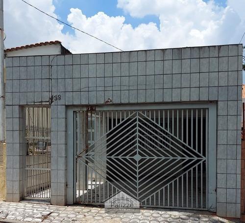 Imagem 1 de 10 de Casa Térrea 2 Dormitórios 1 Vaga No Mandaqui! - 10075-1