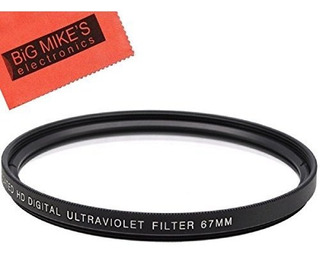 Filtro Protector Uv-coated Multi 67mm Para Nikon D5600, D750