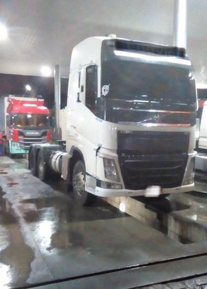 Volvo New Fh 540 6x4 2015/2016 -plano De Manutençao Ouro ***