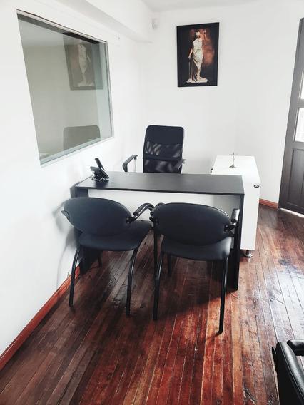 Oficina De Arriendo Amoblada Centro De Quito.