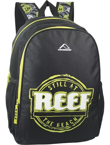 Mochila Escolar Reef Origianal Rf-616 17,5´bordado C/relieve