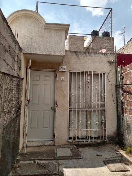 Casa Baratísima En San Vicente Chicoloapan