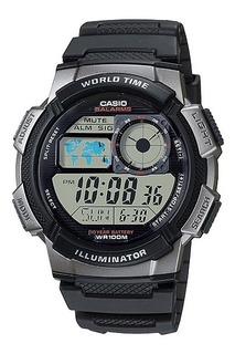 Reloj Casio Hombre Deportivo Ae-1000w Ae1000 Impacto Online