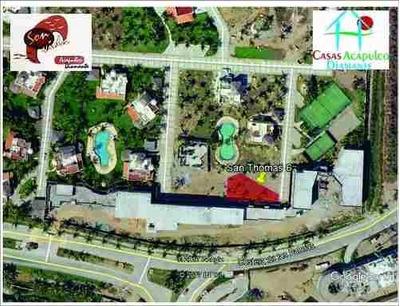 (crm-4510-2623) Cad Son Vida Lote Residencial San Thomas 6, Superficie De 758 M²