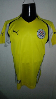 Seleccion De Paraguay 2004 Visita Talla L Puma Epoca Cardozo