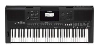 Teclado Musical Arranjador Yamaha Psre463 61 Teclas