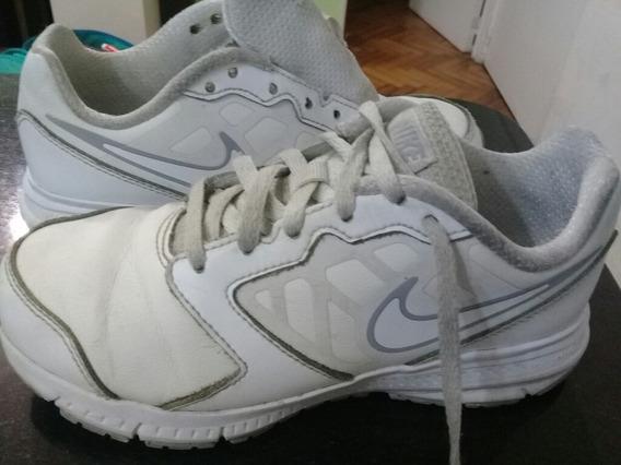 Zapatillas Nike Blancas 32 Originales Oferta Fundas Paternal