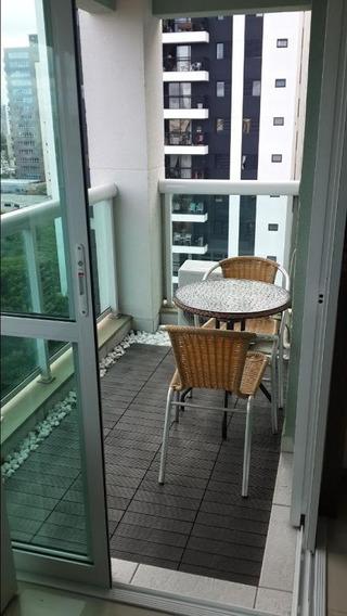 Loft Com 2 Dormitórios Para Alugar, 59 M² Por R$ 4.000/mês - Moema - São Paulo/sp - Lf0011