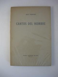 Cantos Del Hombre, José Pedroni, Castellvi