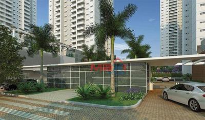 Apartamento 110 M², Jardins Do Brasil Atlântica, Torre Serra Do Mar, 3 Dormitórios, 1 Suíte, 2 Vagas, Centro - Osasco - Ap0943