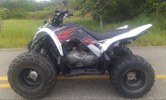 Cuatrimoto Yamaha Raptor 90 Modelos 2011 - 2013