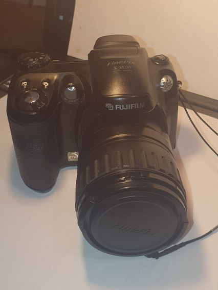 Camara Fuji Finepix S5600 + Cable Usb - Excelente Estado.
