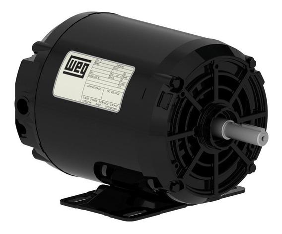 Motor Trifásico C.a. 1 Cv 4p 220/380v Ip21 B3d (12216002)