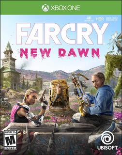 : Far Cry New Dawn : Para Xbox One Start Games A Meses