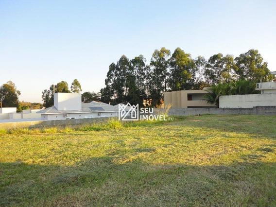 Terreno À Venda, 600 M² Por R$ 160.000,00 - Condomínio Palmeiras Imperiais - Salto/sp - Te0736