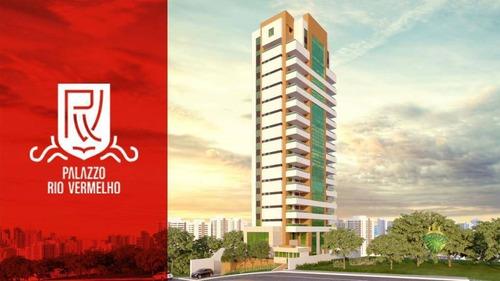 Apartamento À Venda, 50 M² Por R$ 399.000,00 - Rio Vermelho - Salvador/ba - Ap0800