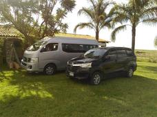 Renta Camionetas 7 Asientos Local $1200 Toluca Y Df Con Chof