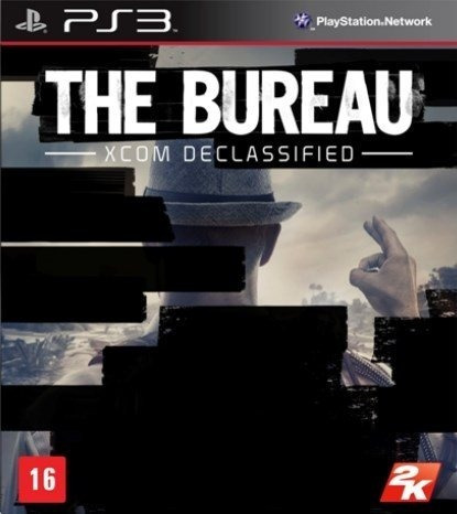 The Bureau Xcom Declassified - Ps3 - Midia Fisica